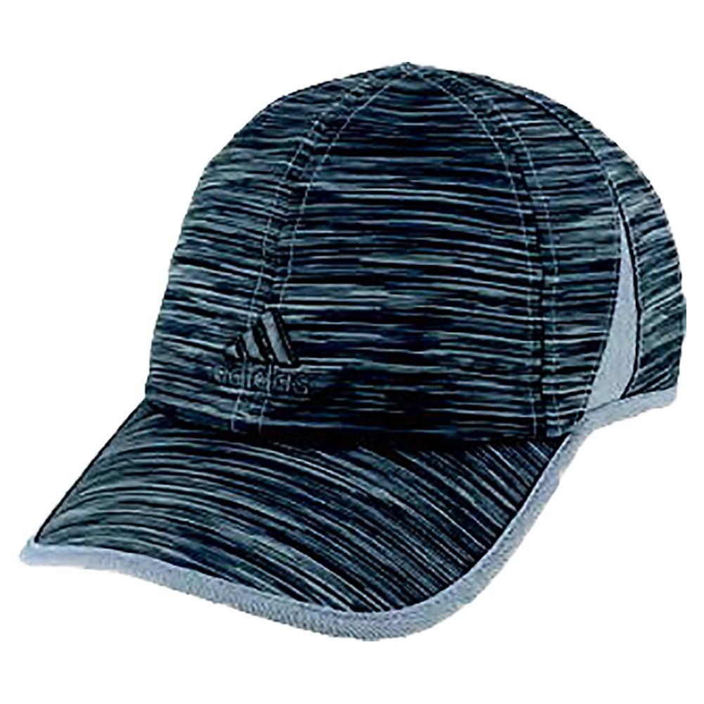 Men's Adizero Extra Tennis Cap Gray Space Dye Print