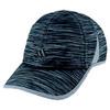 ADIDAS Men`s Adizero Extra Tennis Cap Gray Space Dye Print