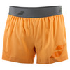Women`s Performance Tennis Short Orange by BABOLAT