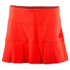 Women`s Performance Tennis Skirt 104_RED