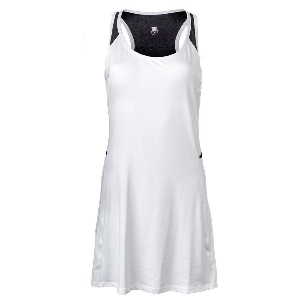 Women's Caralee Tennis Dress White