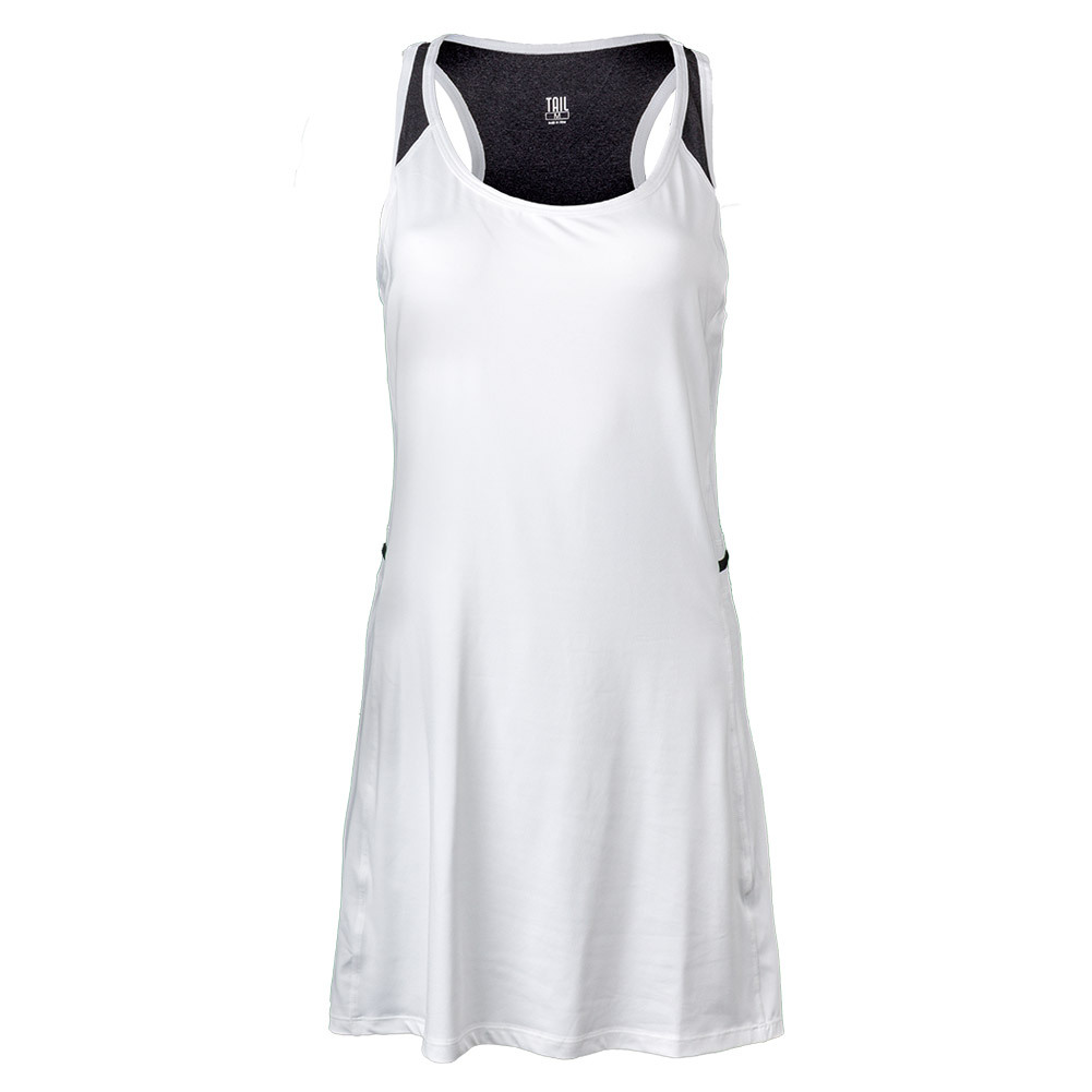 Women's Caralee Tennis Dress White