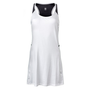 Women`s Caralee Tennis Dress White