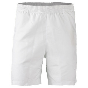Men`s Fundamental 7 Inch Hard Court Tennis Short White