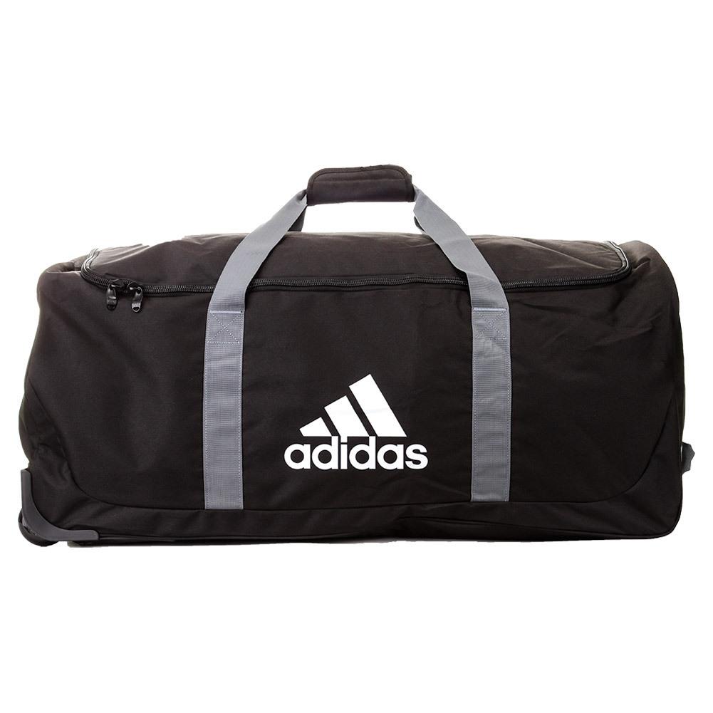 Team Xl Wheel Tennis Bag Black