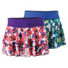Women`s Rhombatic Peak 11 Inch Tennis Skort by SOLFIRE