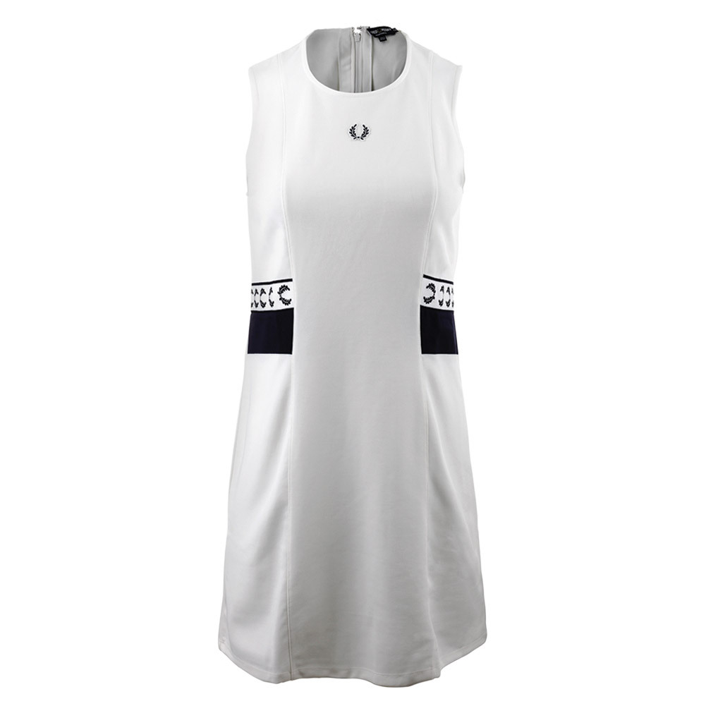 Women's Tricot Tennis Dress Snow White