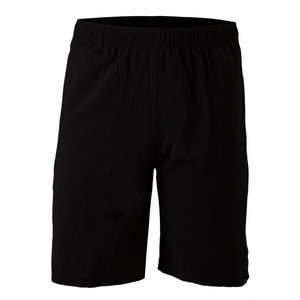 PRINCE MENS STRETCH WOVEN 9 INCH TENNIS SHORT