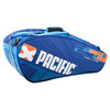 252 PRO Racquet Tennis Bag 2XL Electric Blue by PACIFIC