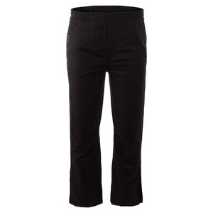 Men`s BB Warm Up Tennis Pant Black