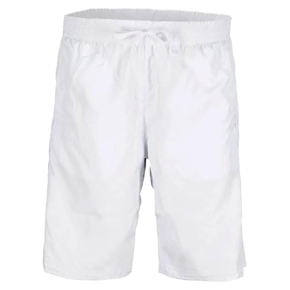 Boys ` Reversible Tennis Short White