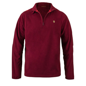 Men`s Tennis Pullover Biking Red