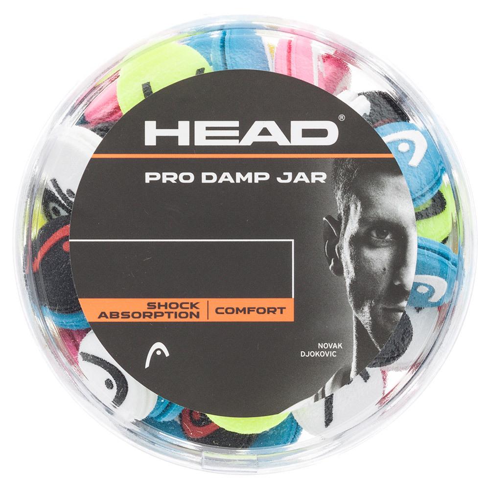 Pro Damp Tennis Dampener 70 Piece Jar