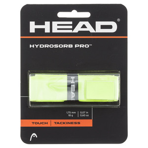 Hydrosorb Pro Replacement Tennis Grip Yellow