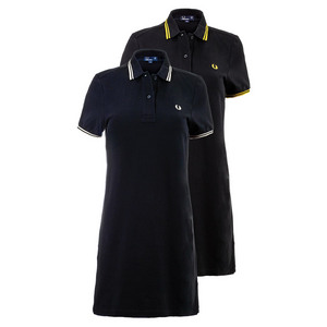 Women`s Twin Tipped Pique Tennis Dress