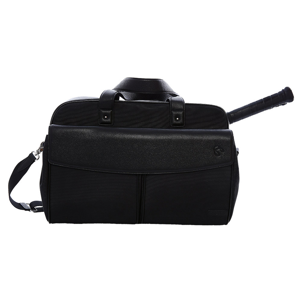 Men's The Metropolitan Tennis Bag Black