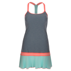 SOFIBELLA WOMENS TENNIS CAMI DRESS FIJI NIGHT
