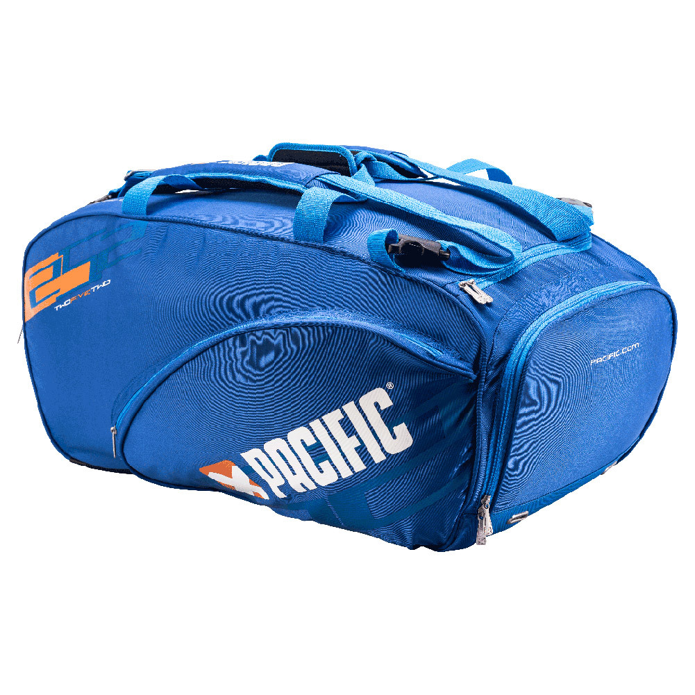 252 Travel/Pro Duffle Tennis Bag Xl Electric Blue