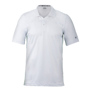 Men`s Core Polo Tennis Short White