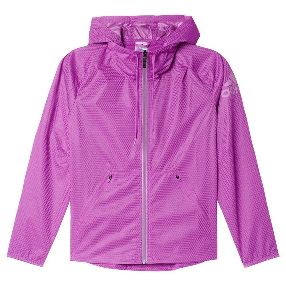 Women's Climastorm Jacket Shock Purple