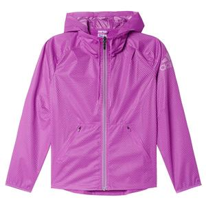 Women`s Climastorm Jacket Shock Purple