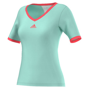 Women`s Pro Tennis Tee Ice Green