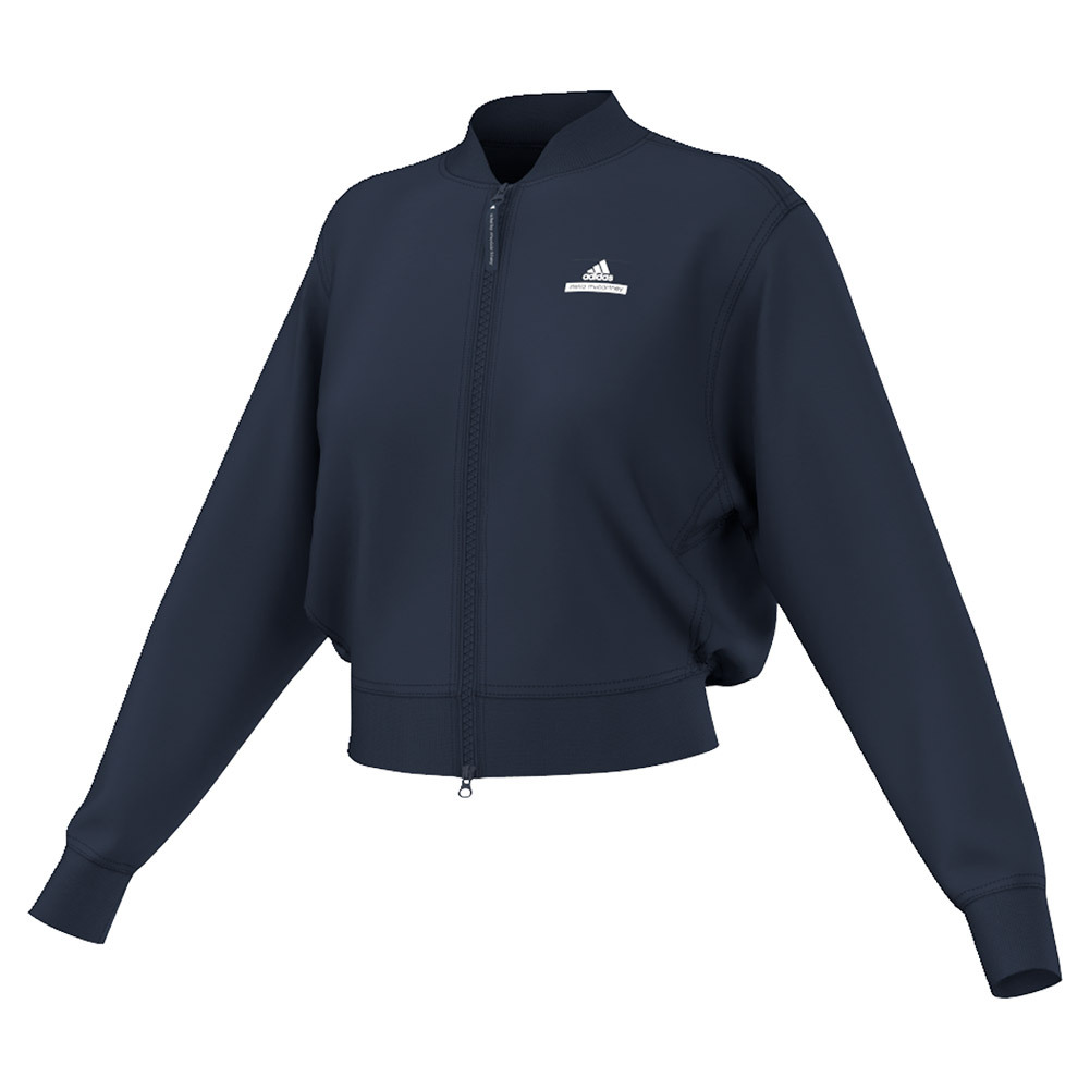 Women's Stella Mccartney Barricade Core Tennis Jacket Collegiate Navy