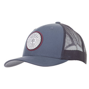 TRAVISMATHEW MENS FRINGE TENNIS CAP BLUE