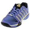 K-SWISS Women`s Hypercourt Express 50th Tennis Shoes Ultramarine and Gold