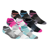 ASICS Quick Lyte Cushion Single Tab Socks 3 Pack