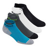 Fuzex Cushion Single Tab Socks by ASICS