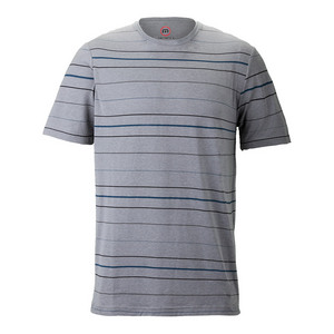 TRAVISMATHEW MENS LEX TENNIS CREW HEATHER GRIFFIN