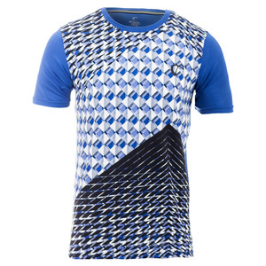 Men`s Pyramid Match Tennis Crew Royal