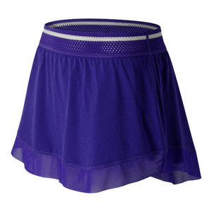 Women`s 40 Degree Tennis Skort Spectral
