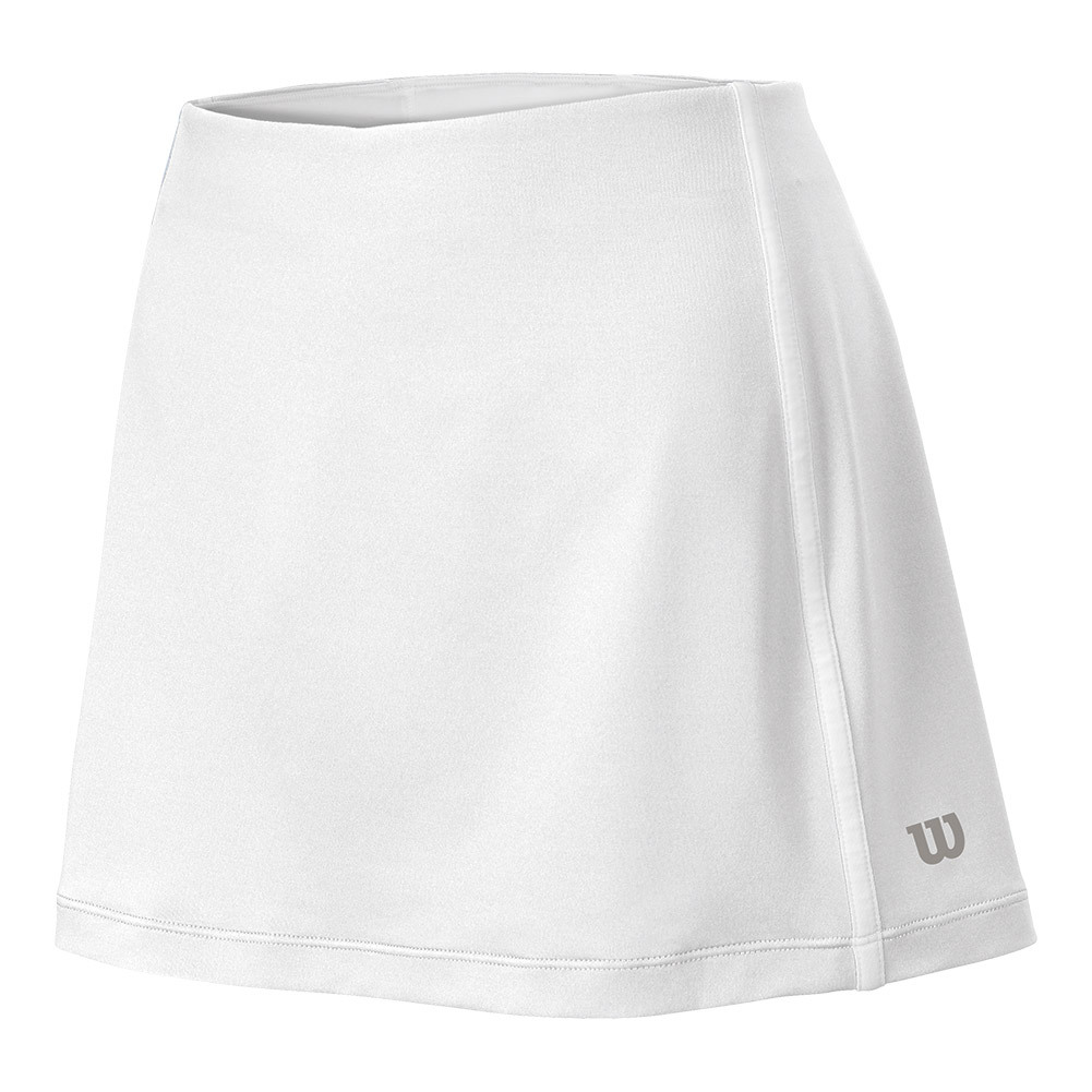 Women's Team Tennis Skort White