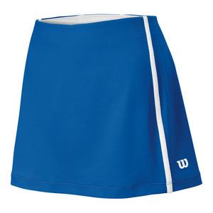 Women`s Team Tennis Skort New Blue