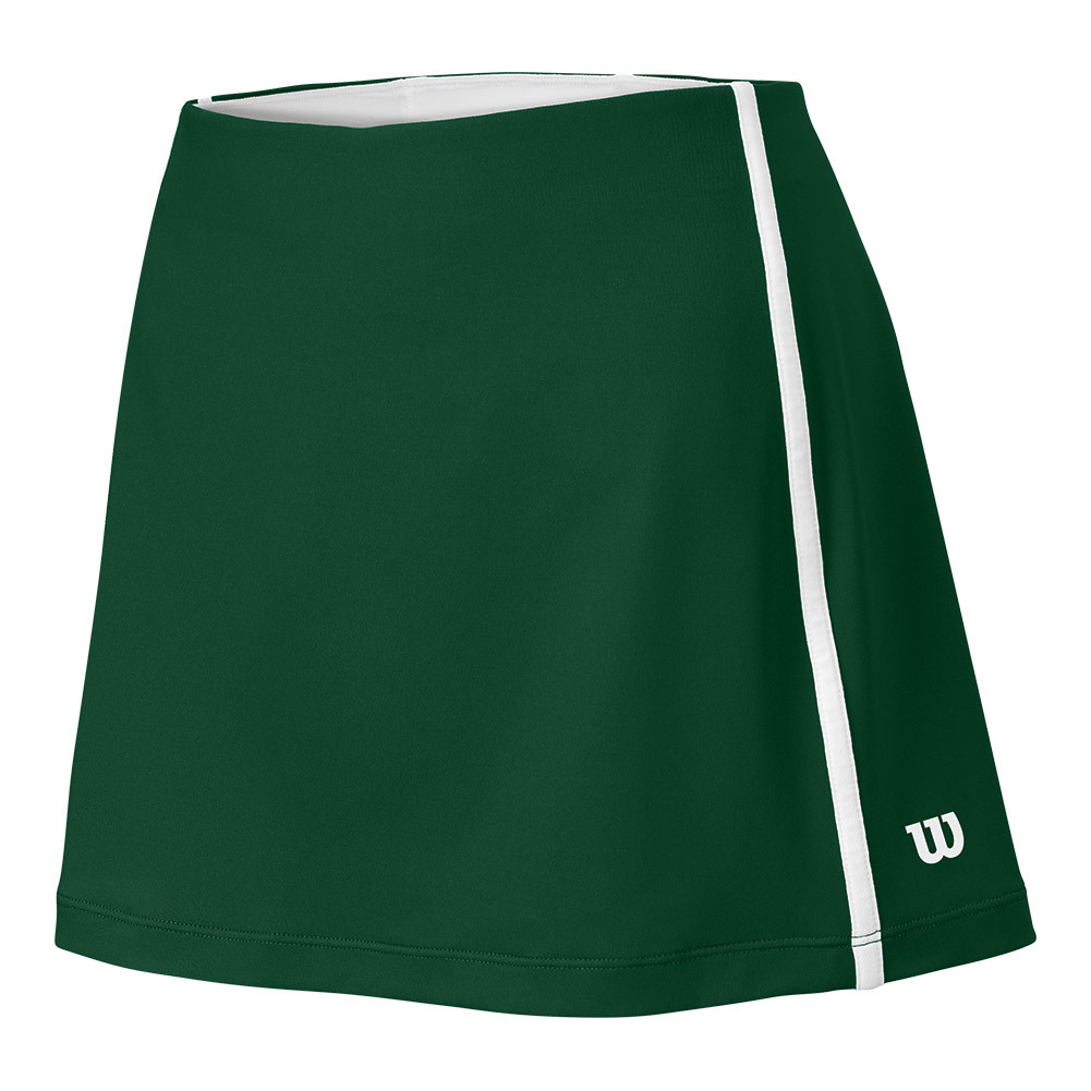 Women's Team Tennis Skort Forest Green