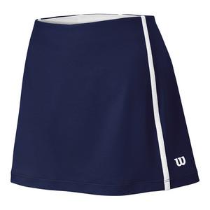 Women`s Team Tennis Skort Navy