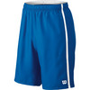 WILSON Men`s Woven 10 Inch Tennis Short New Blue