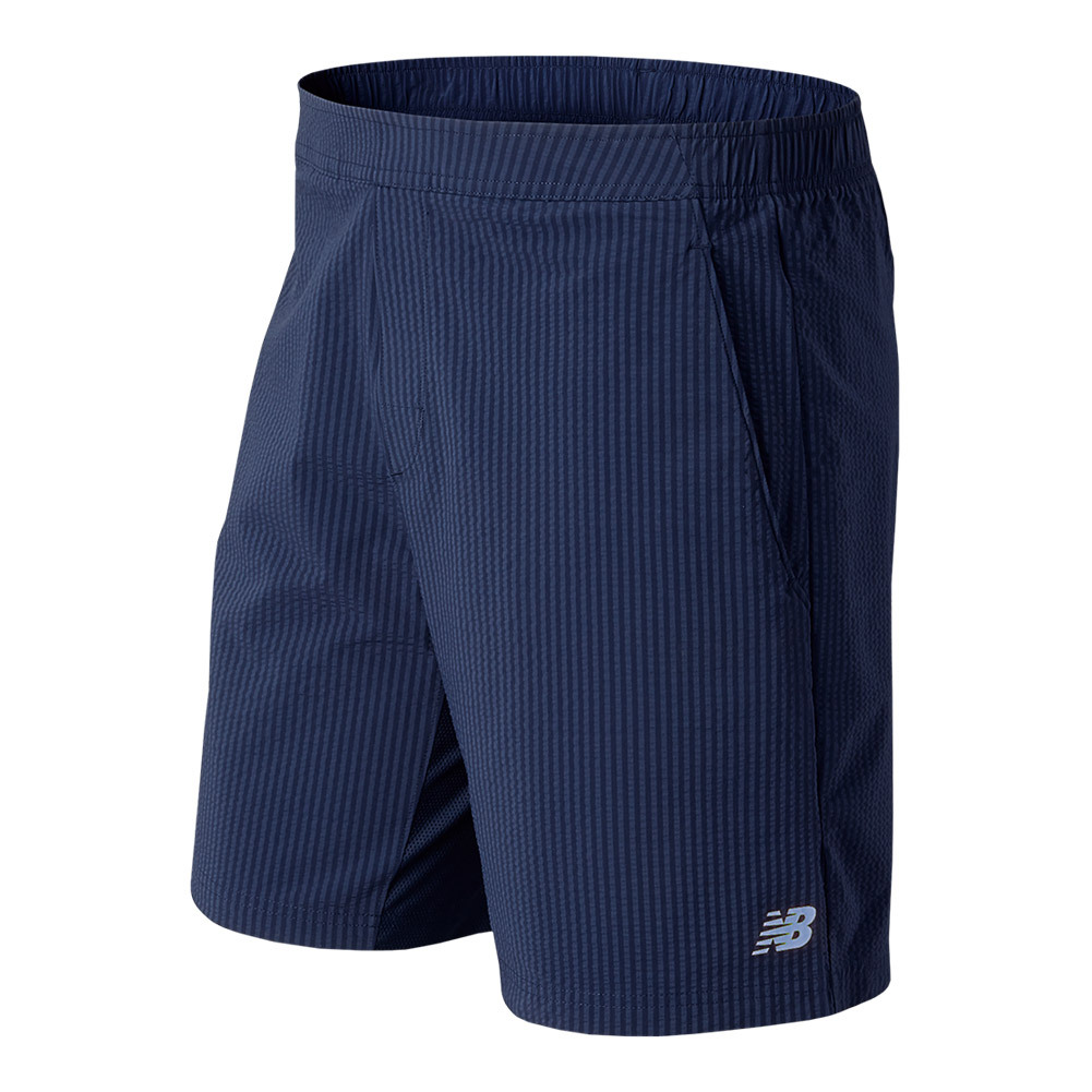 Men's Tournament 9 Inch Woven Tennis Short Aviator