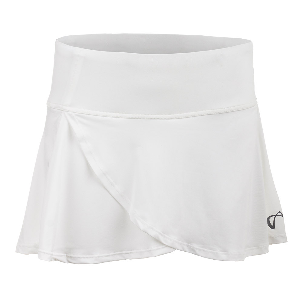 Women's Tulip Tennis Skort White