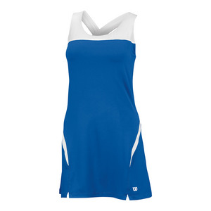 Women`s Team Tennis Dress II New Blue