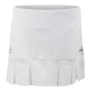 BABOLAT GIRLS WIMBLEDON TENNIS SKORT WHITE