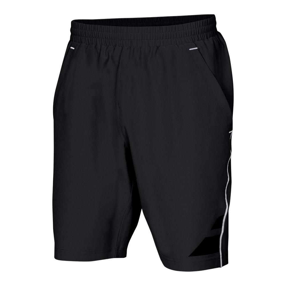 Men's Perf Xlong Tennis Short Black
