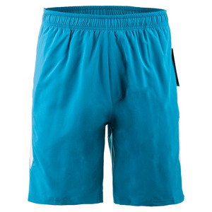 PRINCE MENS STRETCH WVN 9IN TNS SHORT BL JEWEL