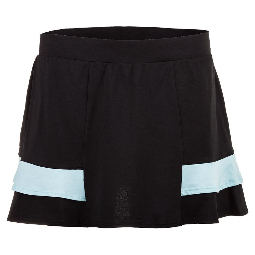 Women's Verna 12.5 Inch Tennis Skort Black