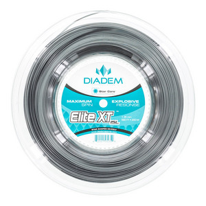 Elite XT Tennis String Black