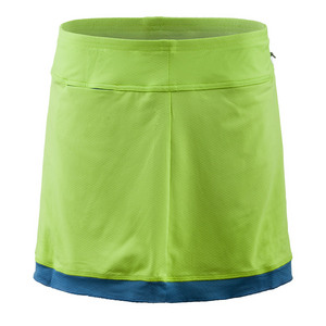 Women`s Banded Swing Tennis Skort Green Apple