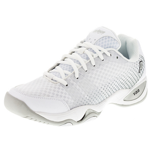 PRINCE WOMENS T22 LITE TENNIS SHOES WHITE