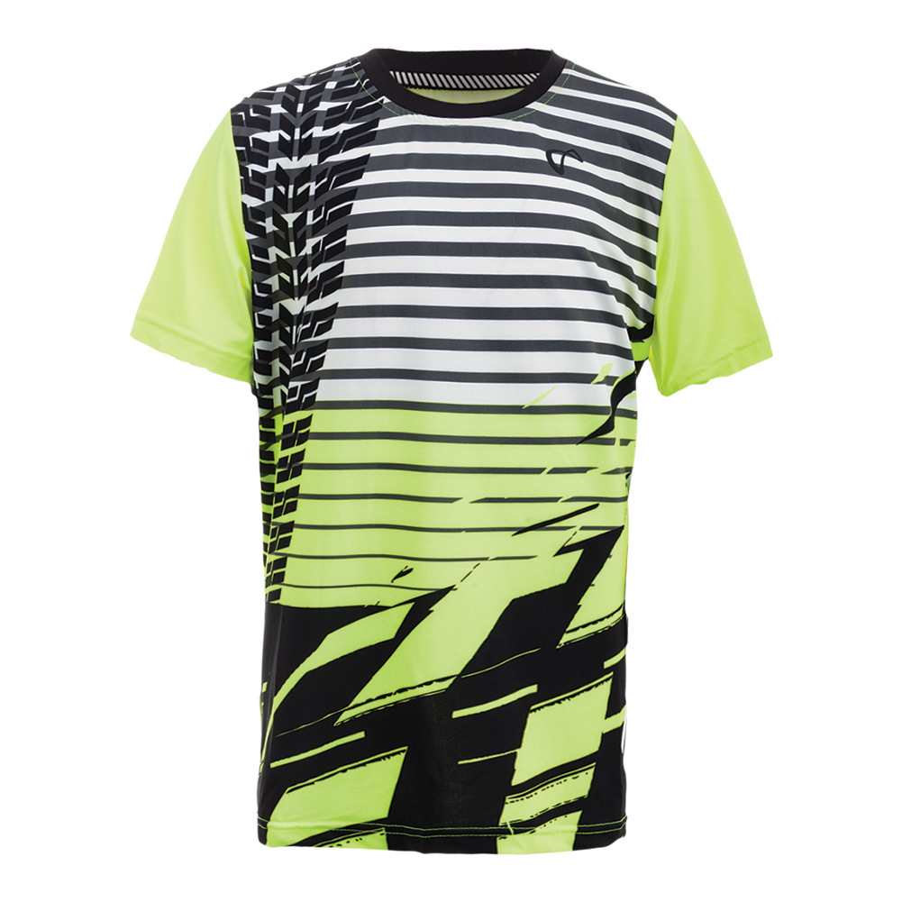 Boys ` Road Warrior Tennis Crew Yellow